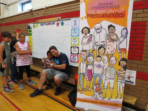 SSRI : tournée des écoles primaires 2016