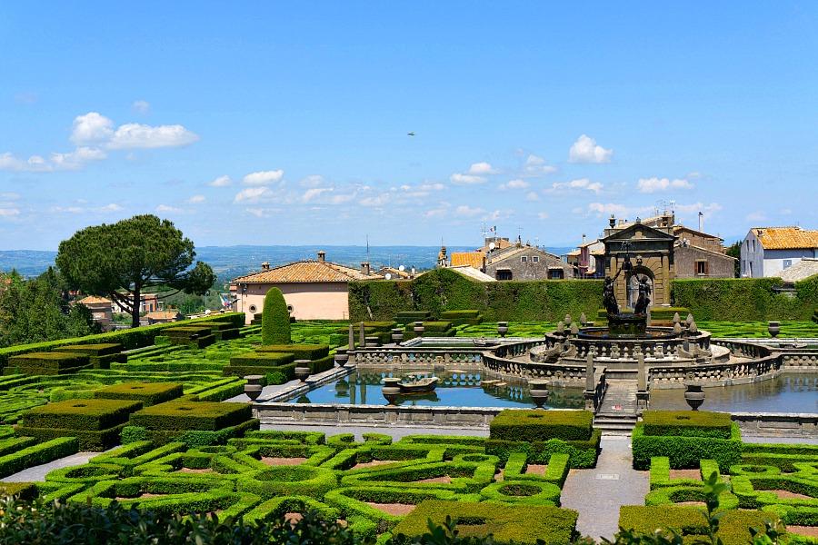 Villa Lante, Bagnaia Gardens