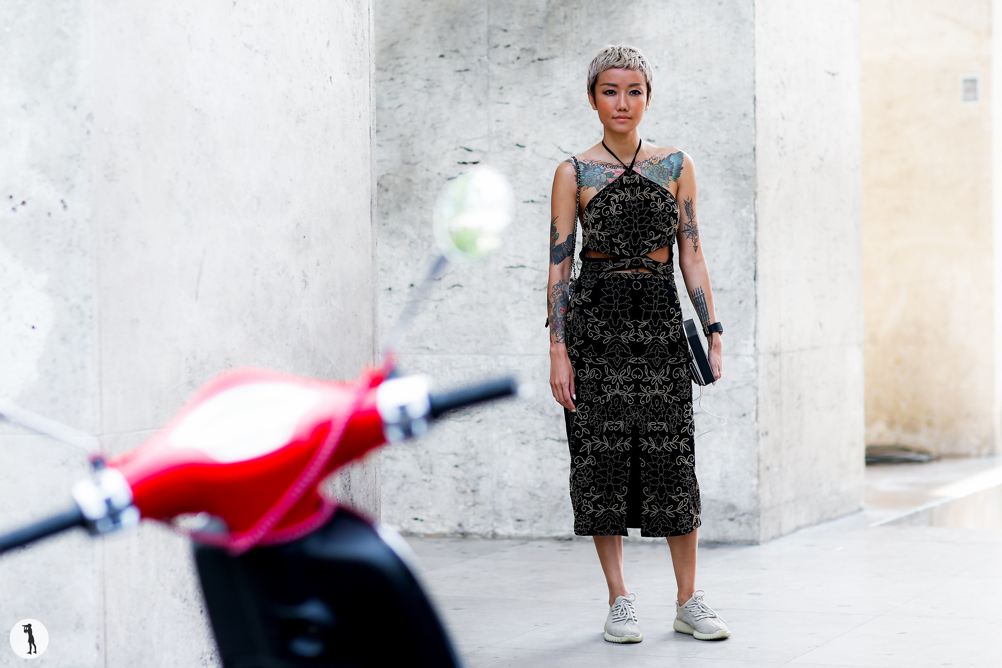 Carrie Lee - Paris Fashion Week Menswear SS17 (2)