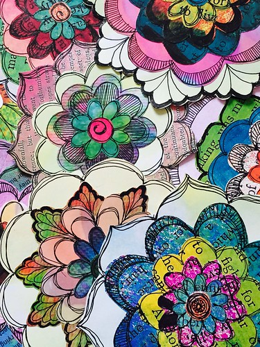 My Paper Flower Garden Series