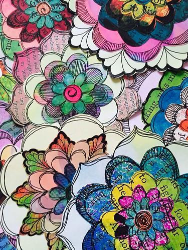 My Paper Flower Garden Series