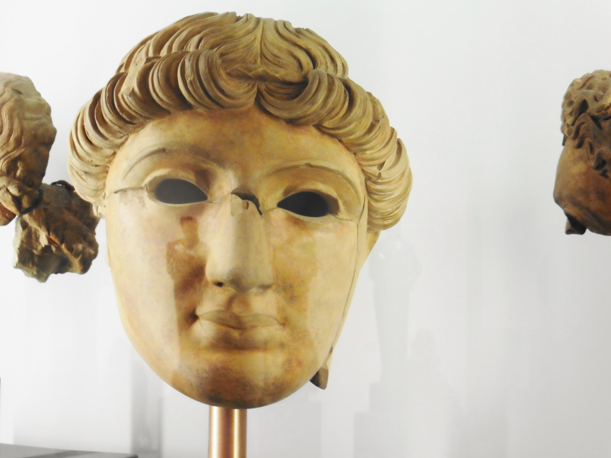 Bust in The Palatine Museum