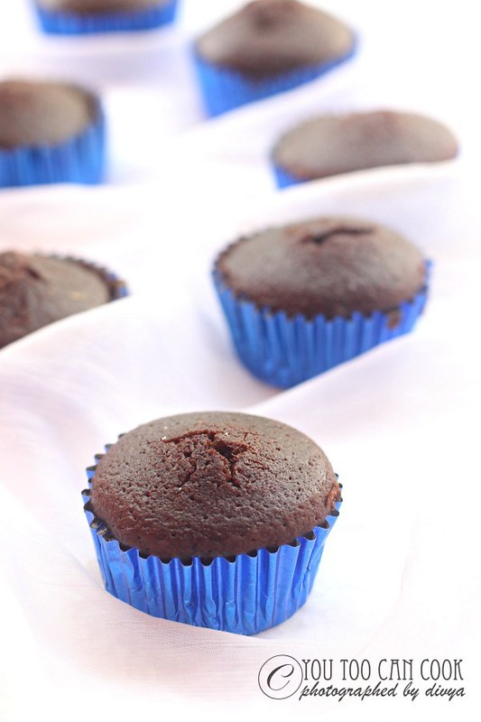 pressure cooker cupcakes