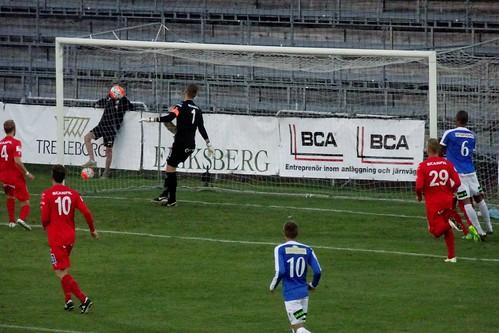 Trelleborgs FF 5:2 Åtvidabergs FF (Superettan)
