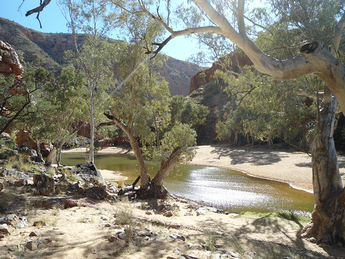 Red Centre Holiday 2016: Day 13 - Ormiston Gorge