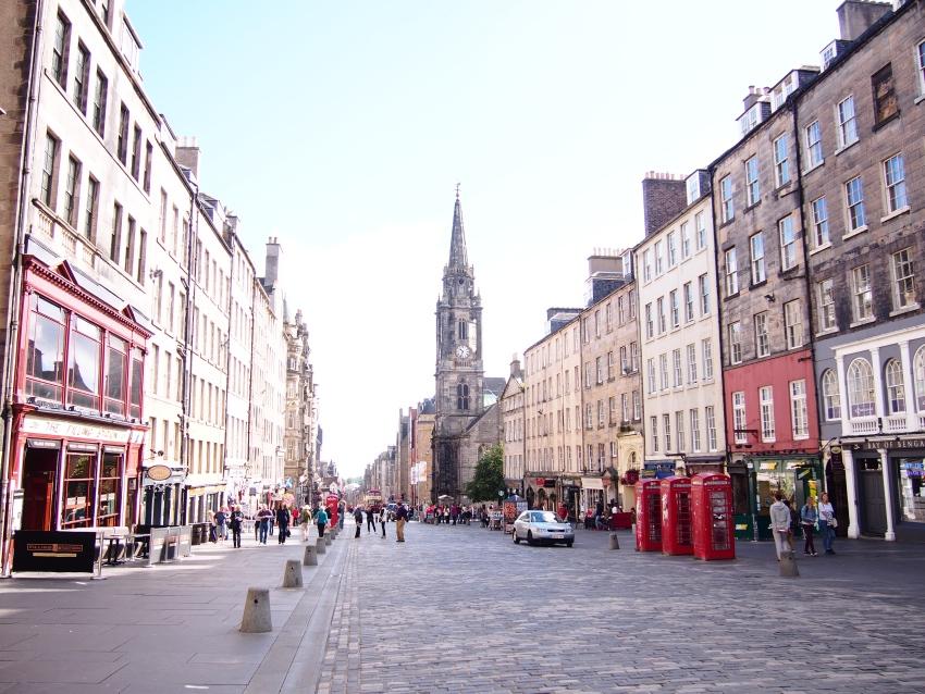 Edinburgh streetview
