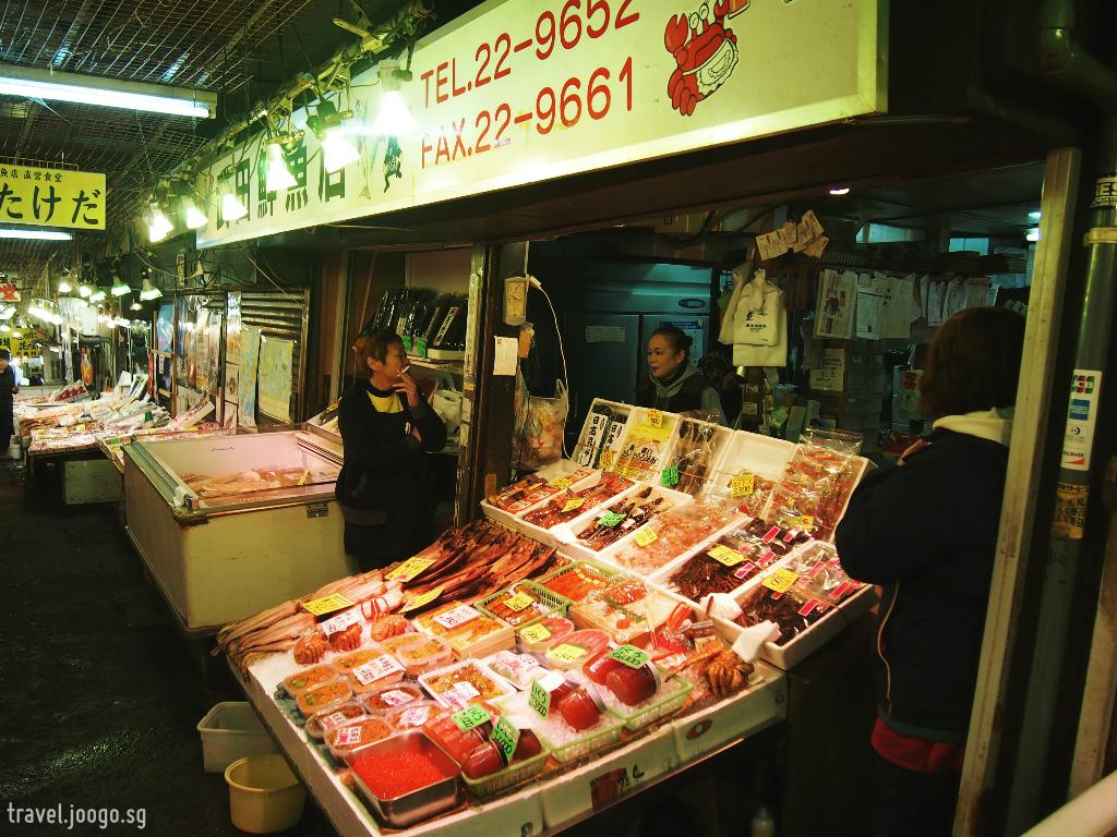 Sankaku Fish Market 3 - travel.joogo.sg