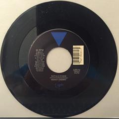 NENEH CHERRY:BUFFAO STANCE(RECORD SIDE-B)