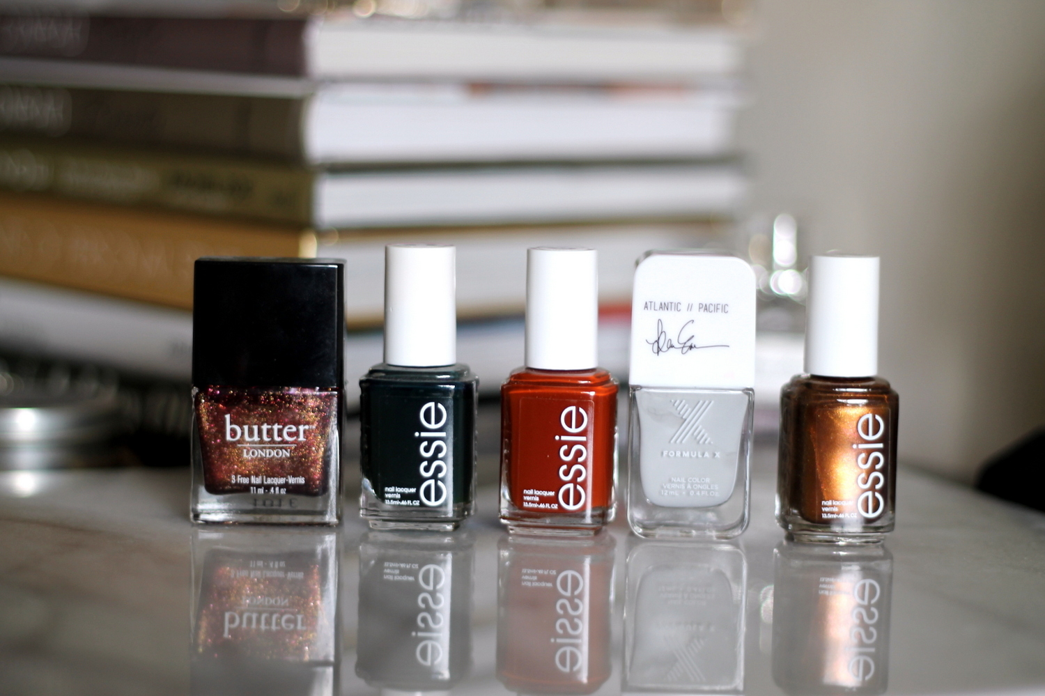 Fall Nail Style | Re-Mix-Her