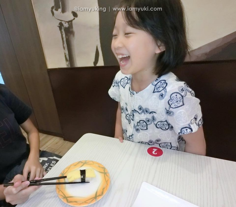 sushi mentai Singapore14yuki ng food review