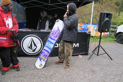 Searching for the OVERALL Winner Snowboard