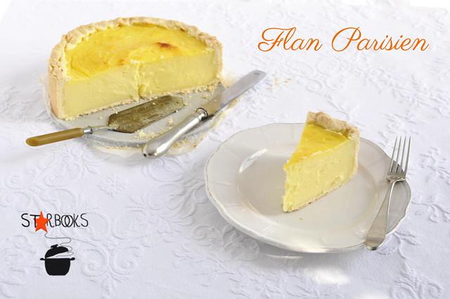 Flan Parisien gluten free