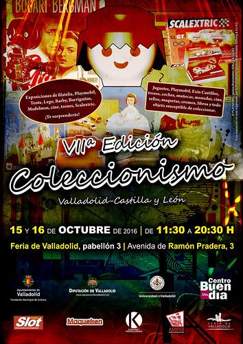 VII Edición de Coleccionismo de Valladolid-Castilla y León