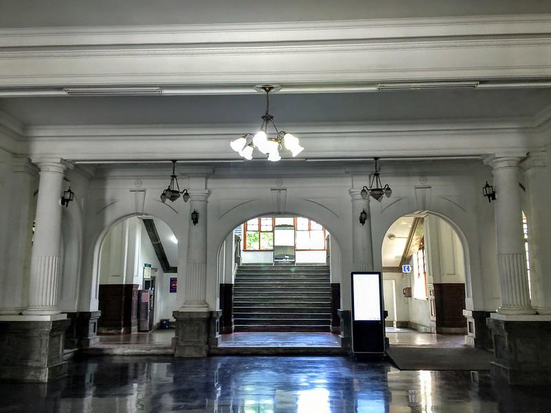 新竹州廳大廳