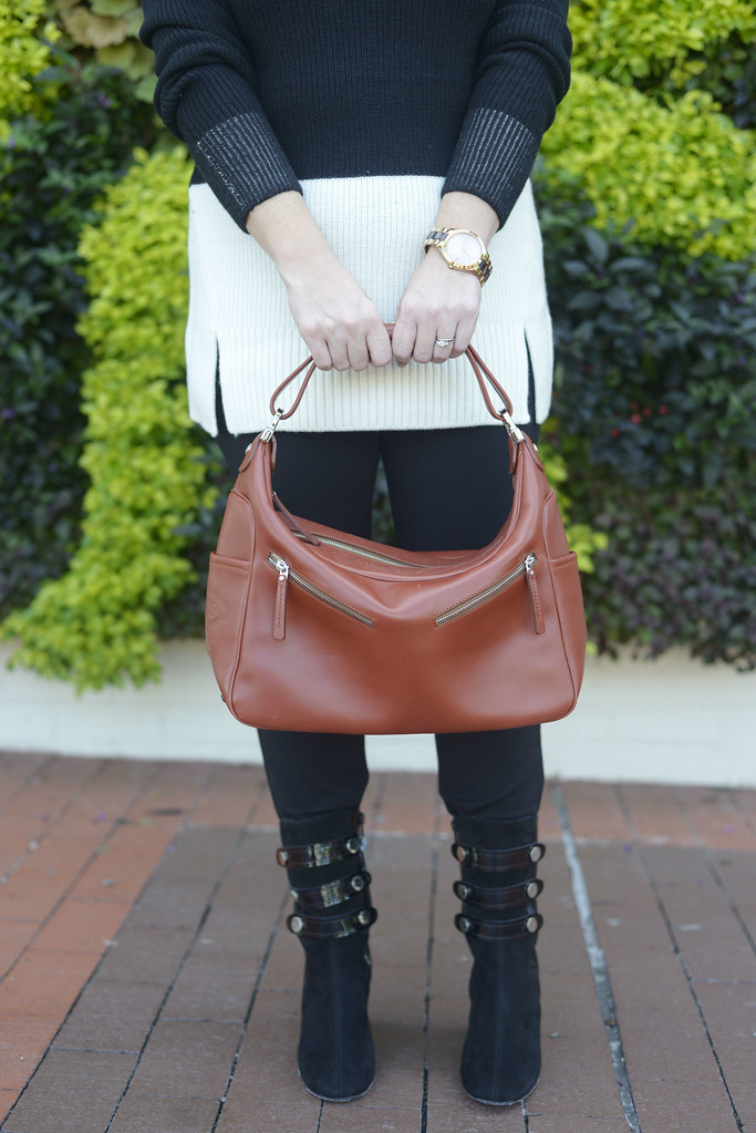 Head to Toe Chic-cozy sweater-@akeeleywhite