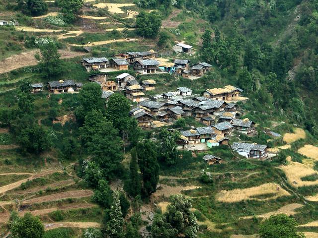 सर बडियाड़ गाँव
