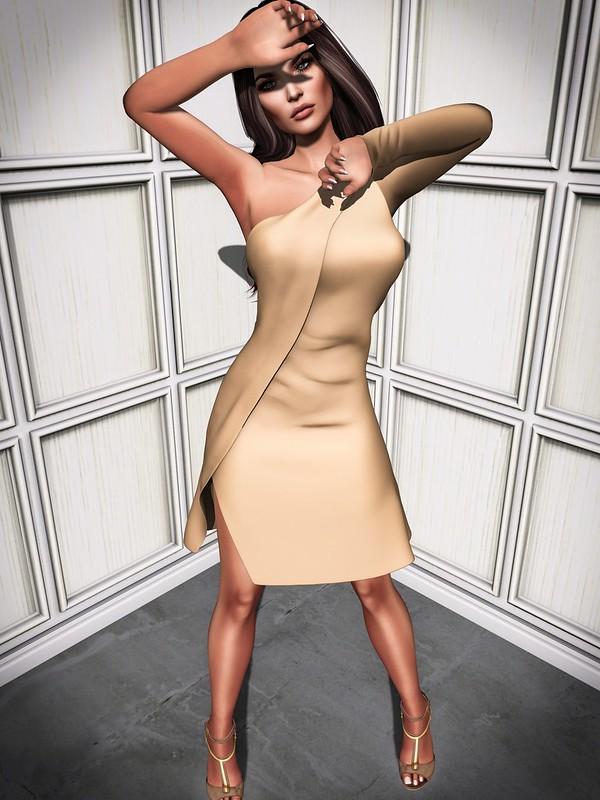 Anja dress @ Shiny Shabby.