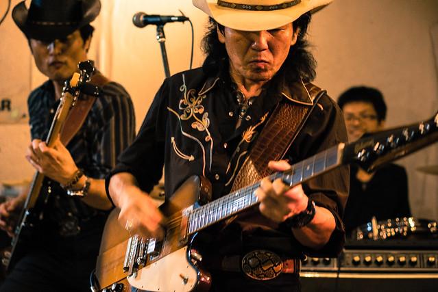 鈴木Johnny隆バンド live at Golden Egg, Tokyo, 24 Sep 2016 -00315