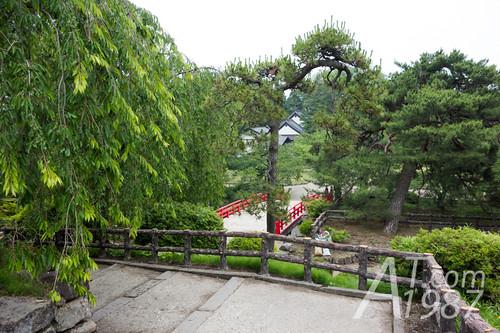 Kurosaki Castke - Honmaru