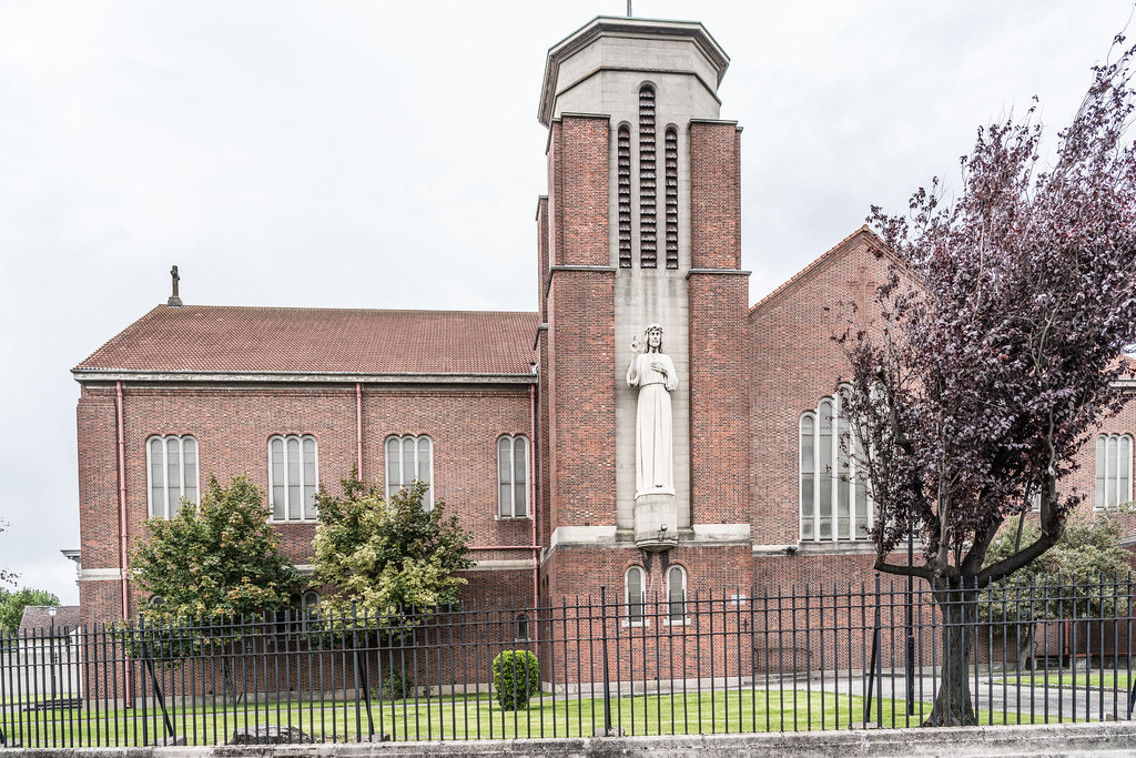 CHRIST THE KING CATHOLIC CHURCH [CABRA DUBLIN]-121580