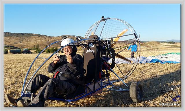 Volar en paratrike en Rioja Baja (0)