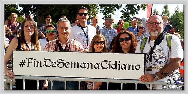 Fin de Semana Cidiano, Burgos se auna en torno al Cid Campeador 1