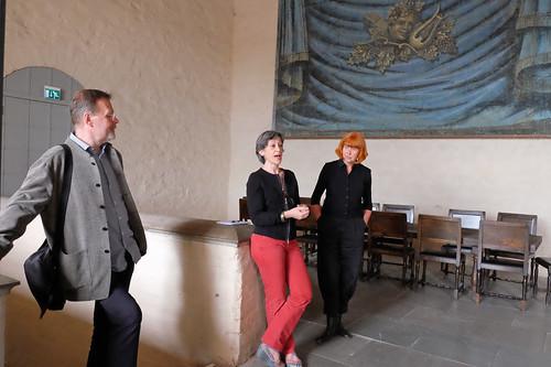 Nils Spangenberg, Deda Cristina Conna och Ann-Margret Fyregård