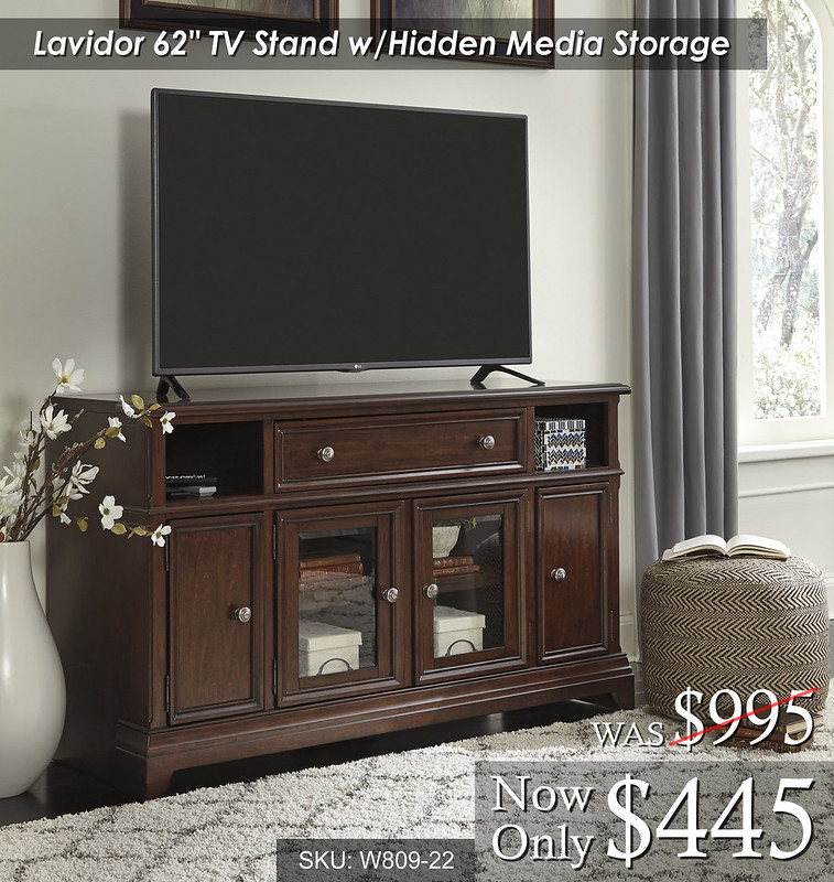 Lavidor 62in TV stand W809-22