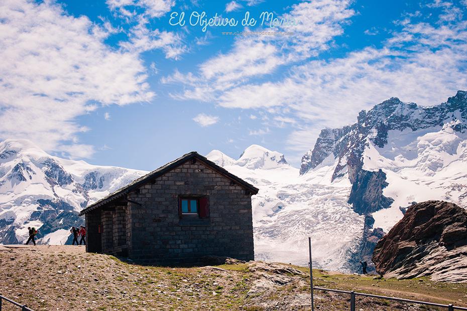 Subida al Zermatt
