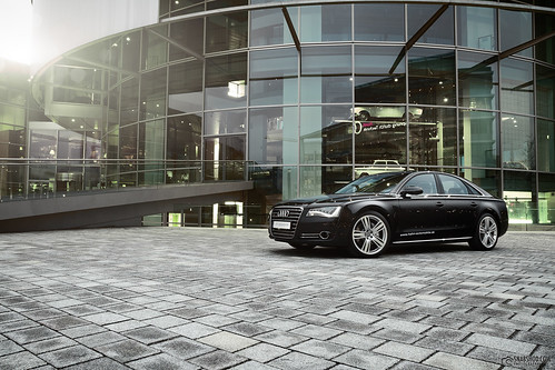 audi a8 at audi forum ingolstadt 2 audi a8 at audi forum flickr. Black Bedroom Furniture Sets. Home Design Ideas