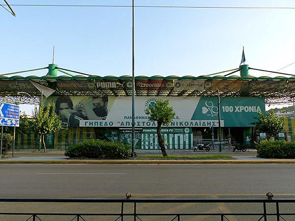 le stade des Panathinaïkós