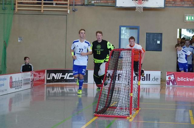 Pokal vs. Red Devils Wernigerode (U23)