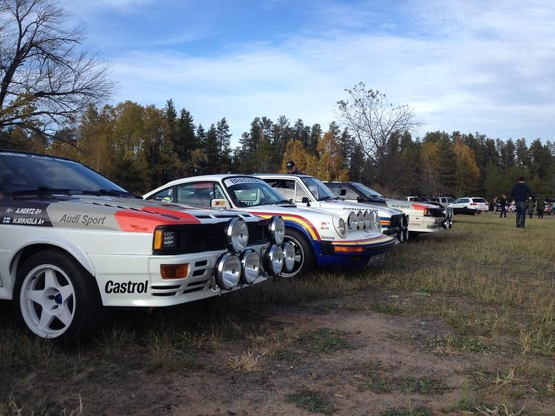 Quattro Rally Build Progress Report – Team Illuminata Motorsport