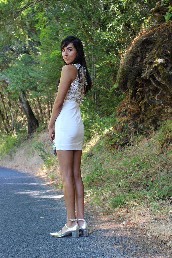 Little White Dress 4