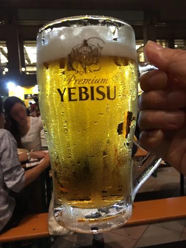 恵比寿麦酒祭り2016