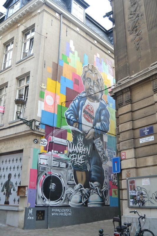 Bruxelles. Grand-Place et autour. 22/09/2016 fotos de zeroanodino para URBANARTIMAÑA