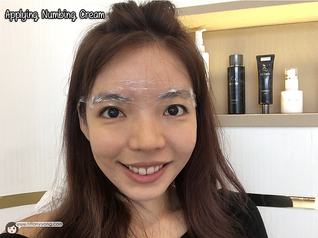 Allure Beauty Eyebrow Embroidery Numbing Cream