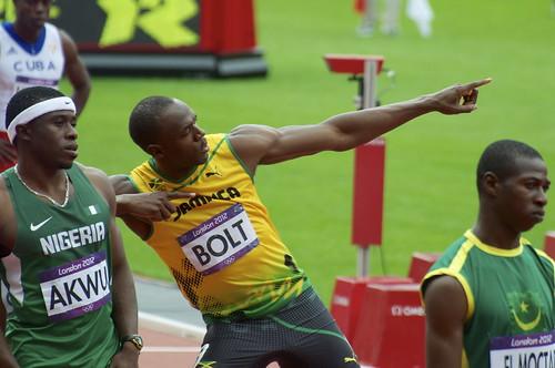 Usain Bolt - The Bolt!