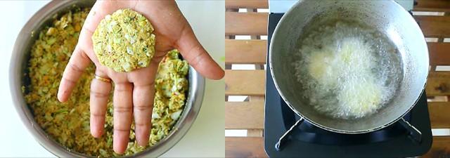 cabbage vadai 5