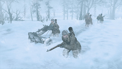7298CompanyofHeroes2_ColdTech_Mortar&DeepSnow | by gcacho