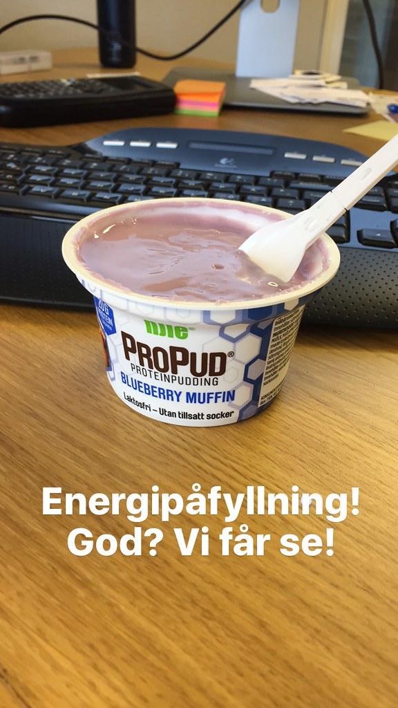 ProPud - Blueberry Muffin Instagram Stories 1