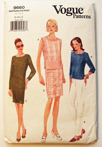 Vogue 6990 vintage