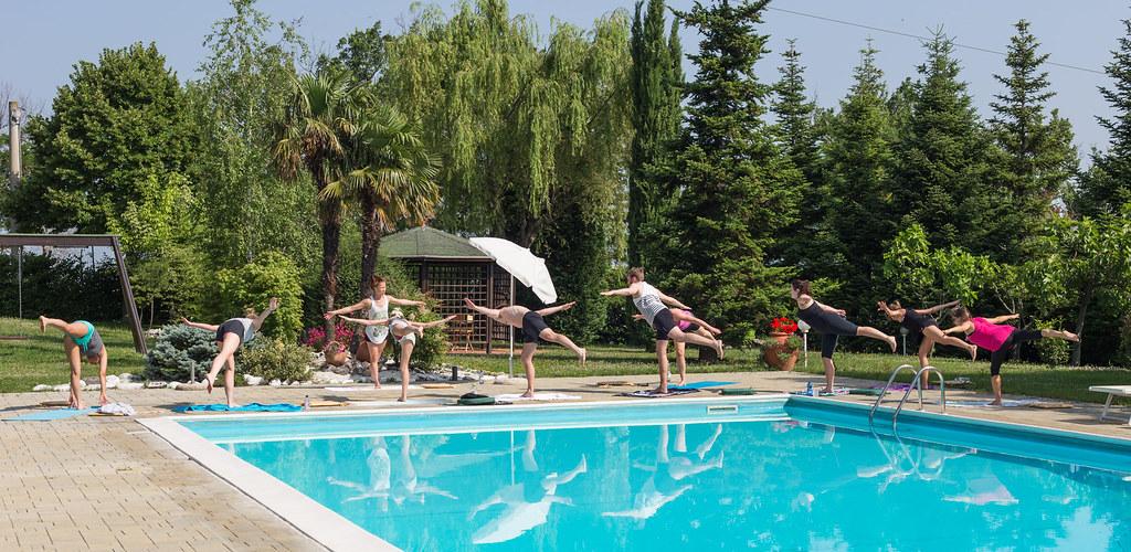 Midsummer in Villa Mami – Italy