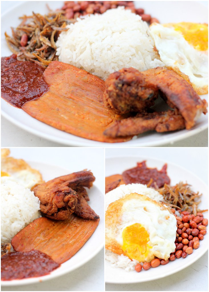 Supper Spots in the West: Fong Seng Fast Food Nasi Lemak