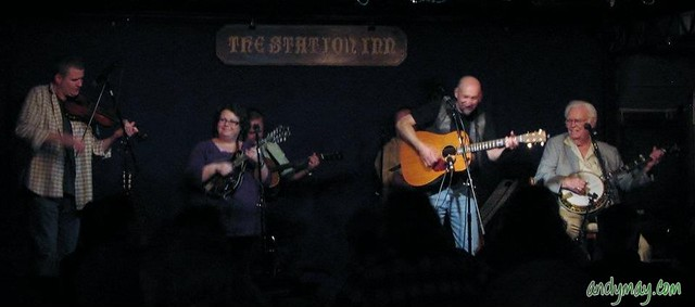2012-Curtis McPeake and Friends-Station Inn