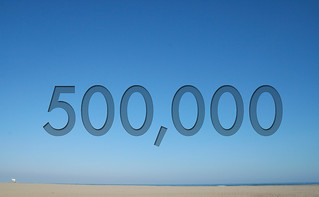 500,000 | by cocoate.com