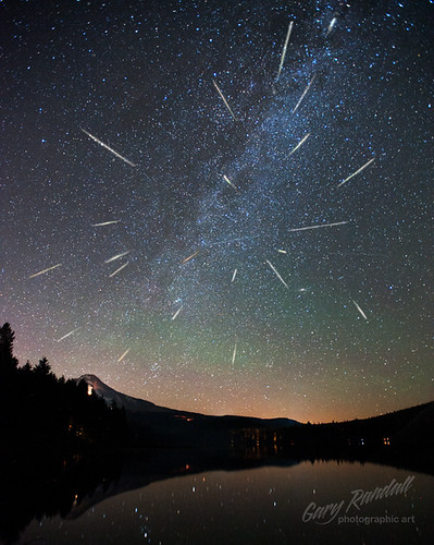Perseid Meteor Shower 2012 | by Gary Randall