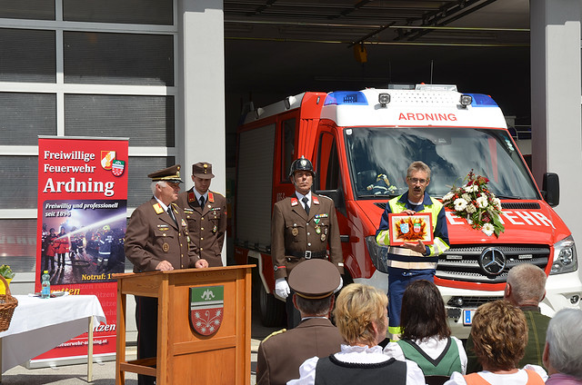 24.07.2016 120 Jahre Freiwillige Feuerwehr Ardning