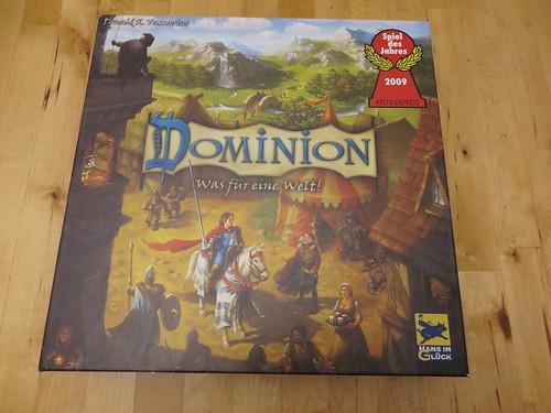 """Kartenspiel """"Dominion"""""""