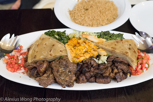 Group Platter - Swahili Village